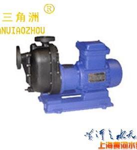ZCQF型氟塑料自吸磁力泵