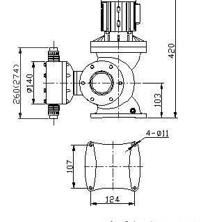 GM系列精密计量泵产品参数
