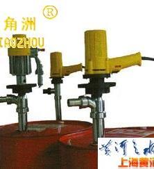 SB型电动油桶泵