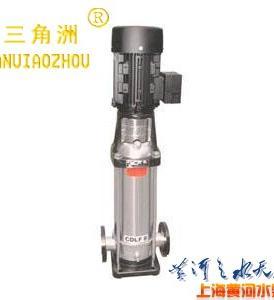 CDLF系列轻型不锈钢立式多级泵