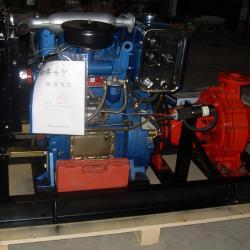 XBC型柴油机消防泵组(单极、多极、双吸消防泵)