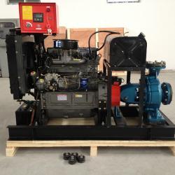 KDS型全自动柴油机应急供水泵(柴油机离心泵组)