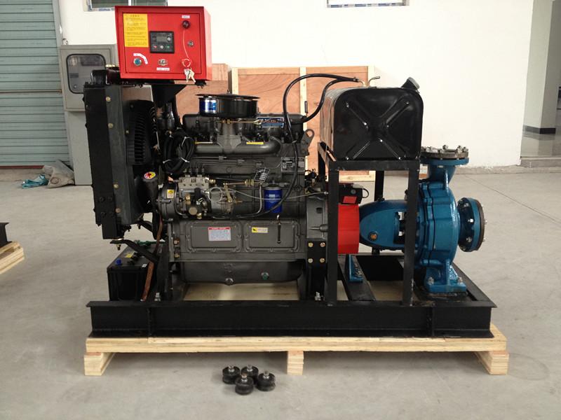 柴油机应急给水泵