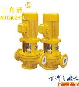 IGF型衬氟管道泵