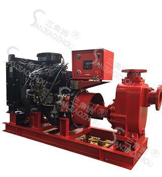 KDZ型柴油机自吸泵-固定式柴油机排污泵