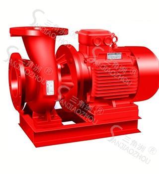 XBD-W型卧式单吸多级分段式电动消防泵(性能参数)