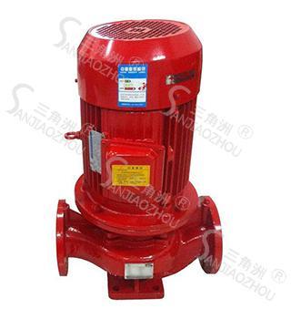XBD-L型立式单级单吸消防泵(性能参数)