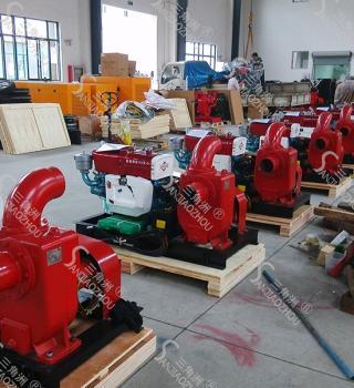 辽宁2017年农业综合开发土地治理项目柴油机农用泵