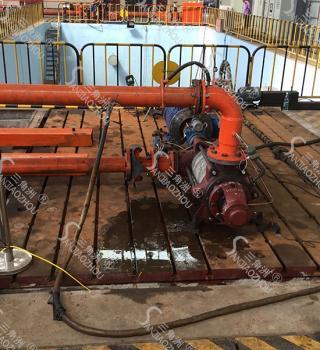 中铁委内瑞拉山区供水项目