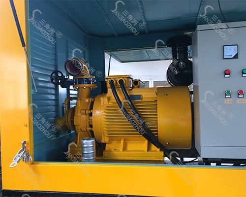 防汛泵车1