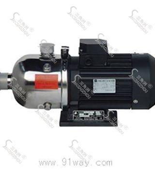 CHL,CHLK轻型不锈钢多级离心泵