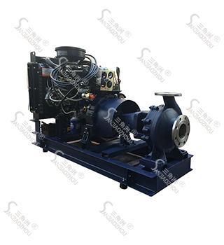 KDS型全自动柴油机应急供水泵