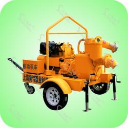 全自动真空辅助移动泵车