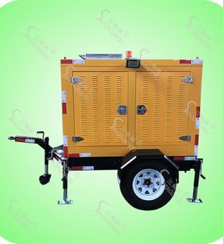 静音型柴油机防汛抢险泵车
