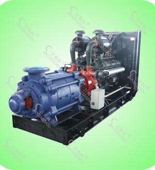 柴油机多级泵-高扬程远距离送水-矿山排水首选产品