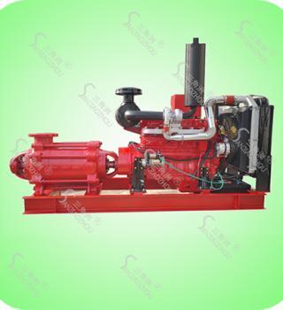 XBC型柴油机消防泵(多级泵)带CCCF消防证书