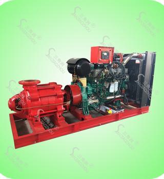 XBC-KDD高压柴油机消防泵
