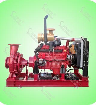 柴油机消防给水泵
