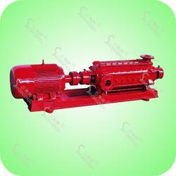 XBD-W型卧式单吸多级分段式电动消防泵