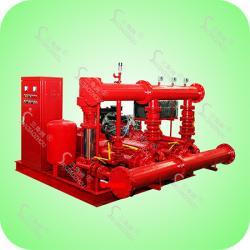 双动力柴油机消防泵组