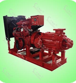 D型泵卧式多级离心给水泵