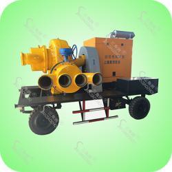 大流量防汛柴油机水泵