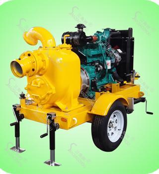 柴油机自吸泵