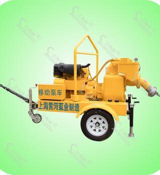 柴油机井点降水泵