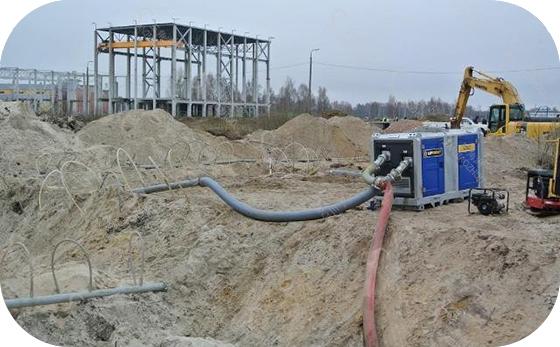 井点降水泵