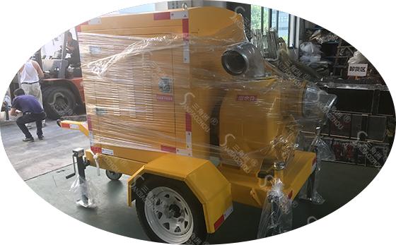 柴油机自吸泵1