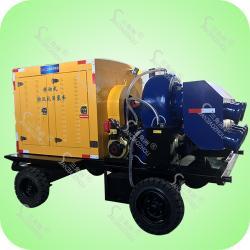 大流量防汛排涝泵车
