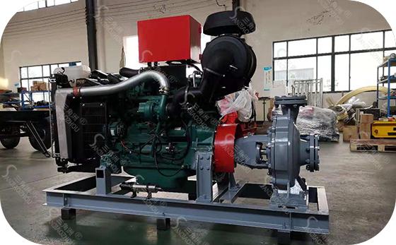 单级柴油机泵