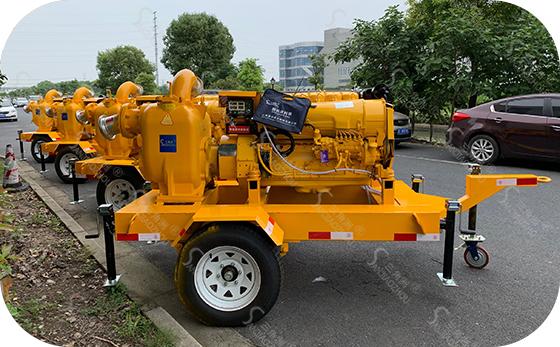 柴油机水泵1