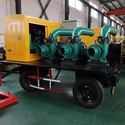 并联式多功能柴油机水泵