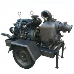 上海黄河防汛泵车新款